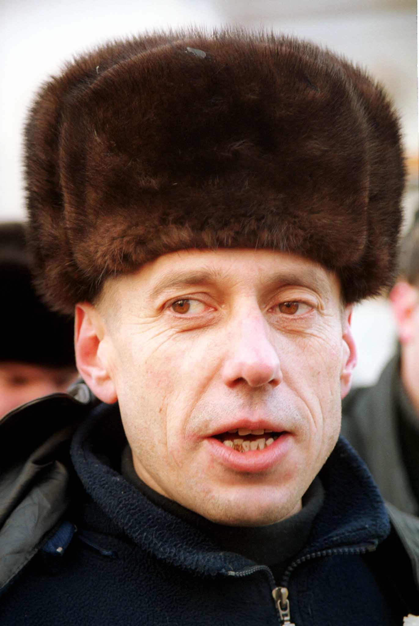 Уладзімер Кудзінаў