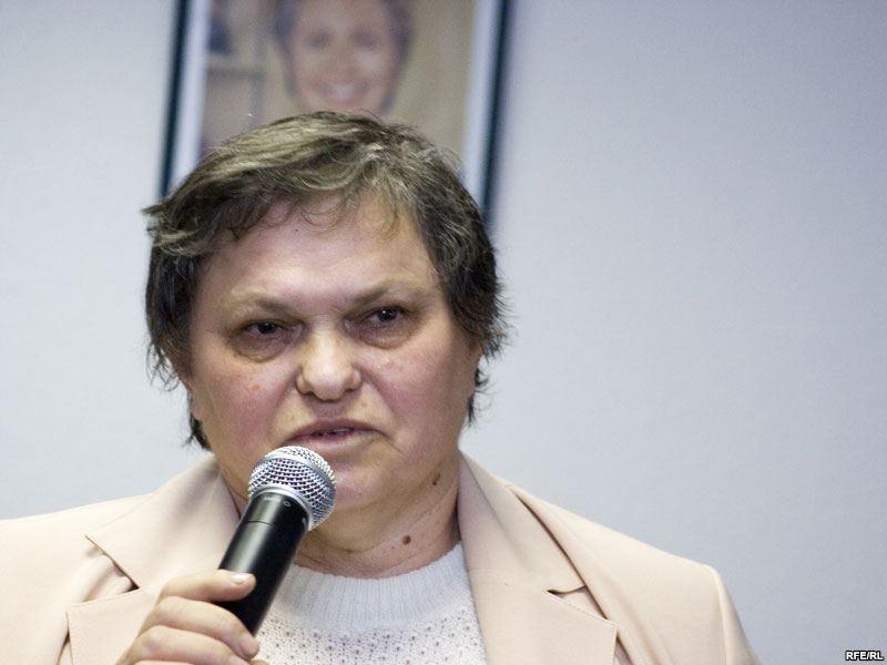 Кацярына Садоўская: Я патрабавала псыхіятрычнай экспэртызы Лукашэнкі