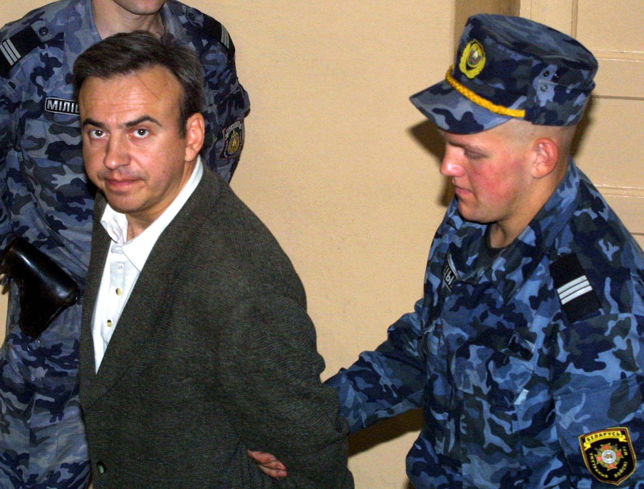 Юрый Бандажэўскі