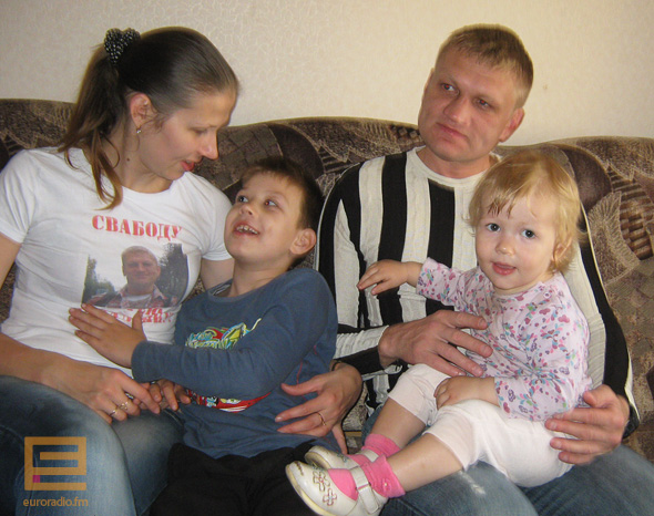 Siarhiej Kawalenka: moje uwolnienie to gra władz