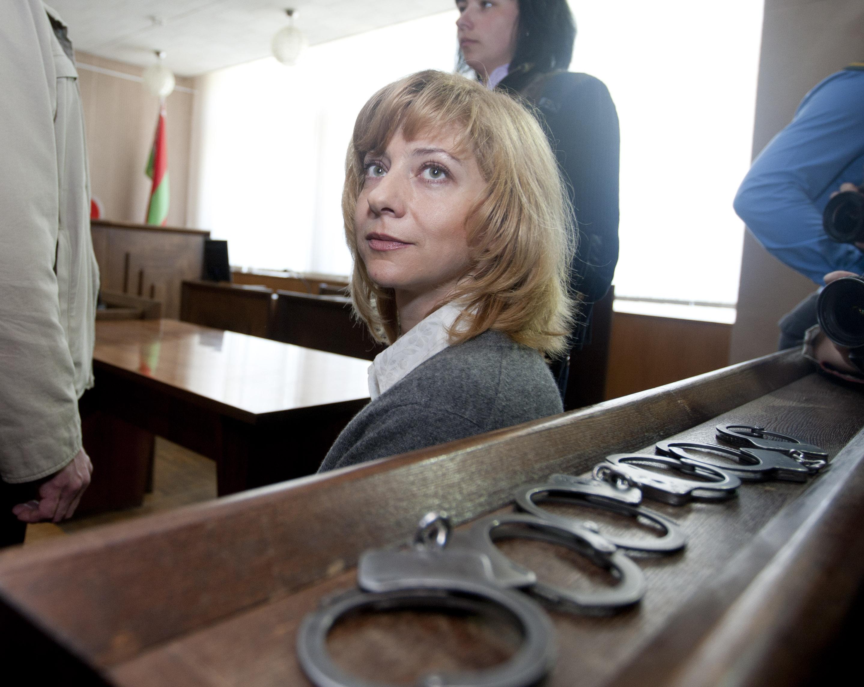 Суд над Ірынай Халіп пройдзе 19 ліпеня