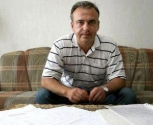 Yury Bandazhevsky: Unfortunately not in Belarus but I continue my work