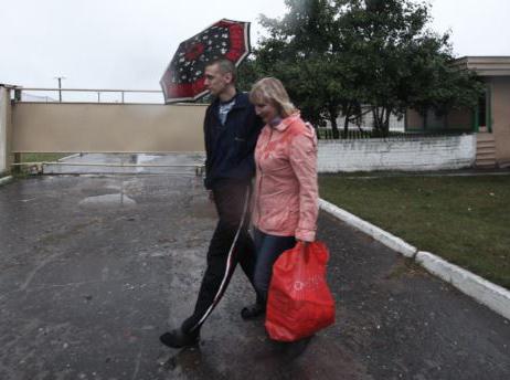 Аляксандар Францкевіч выйшаў на волю (фота, відэа)