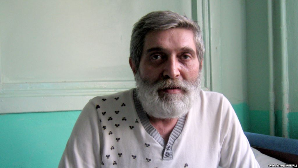 Political prisoner Yury Rubtsou files suit to abolish forced labor for convicts